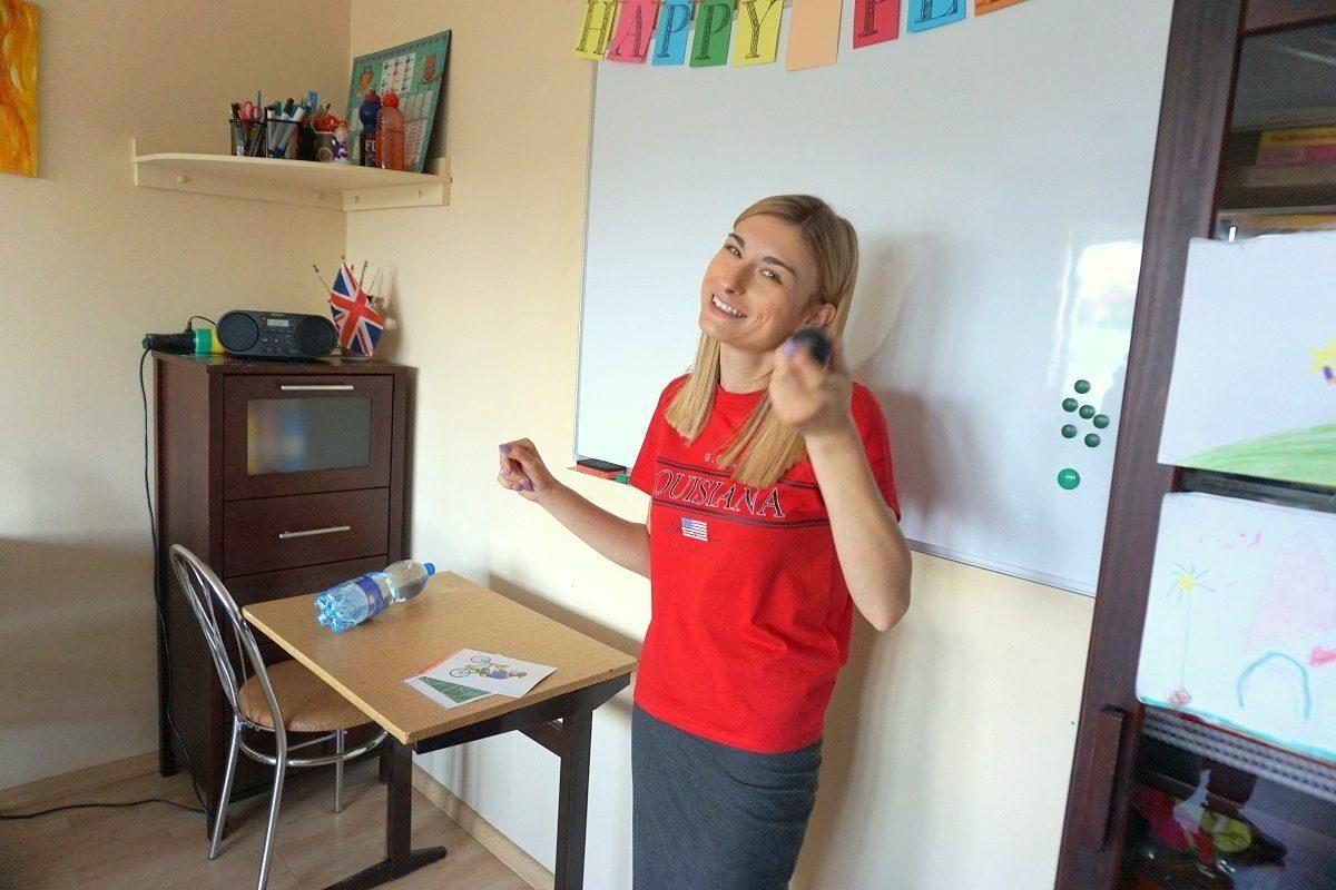 Beata - lektor języka angielskiego - Szkoła Języka Angielskiego Be Better