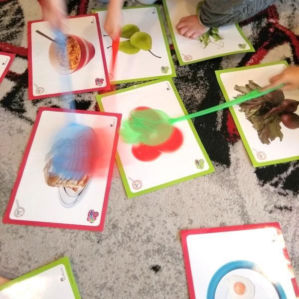 Zabawa - język angielski dla dzieci