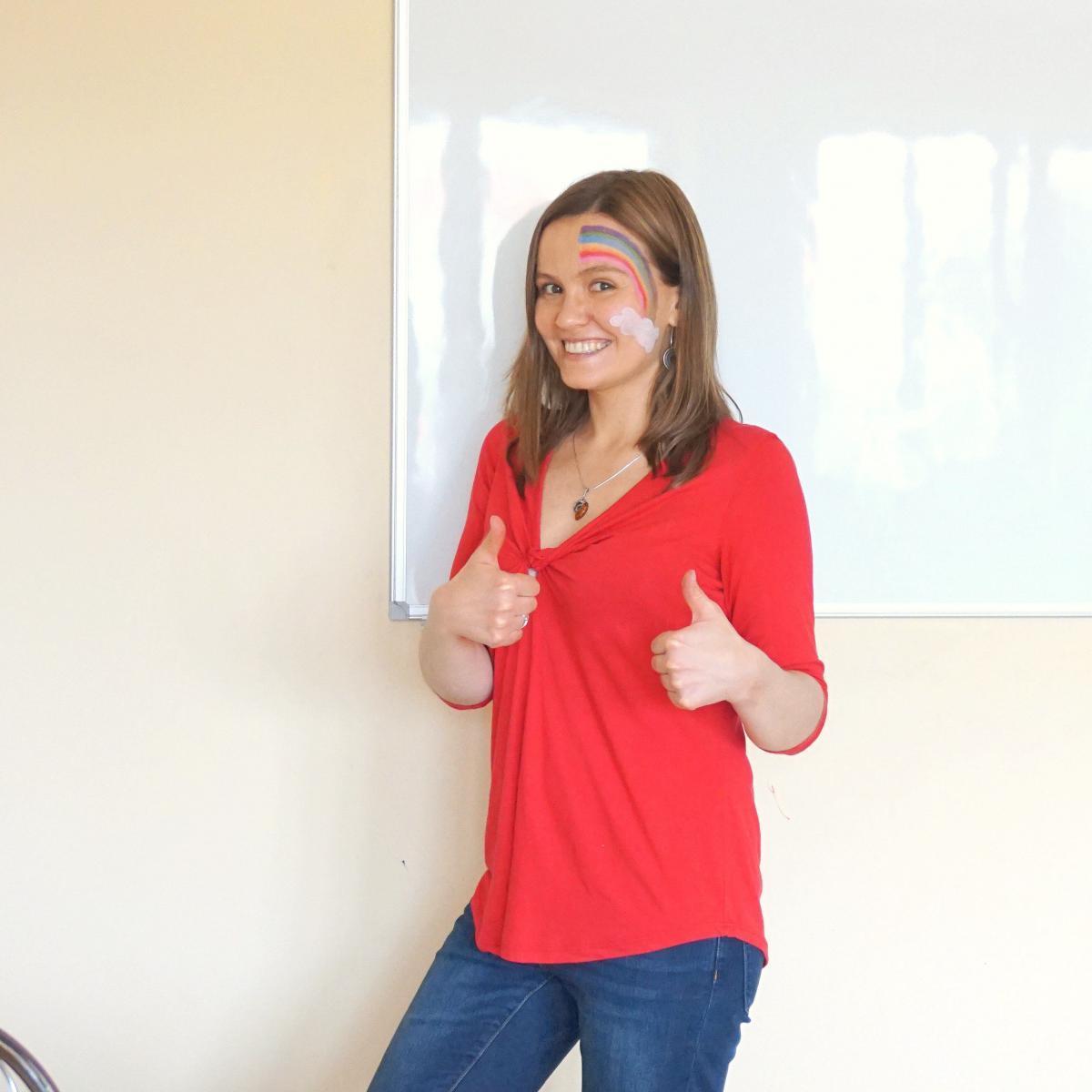 Natalia Iwanek - Lektor - Szkoła Języka Angielskiego Be Better