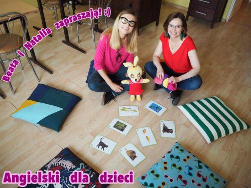 Angielski dla dzieci - Beata i Natalia