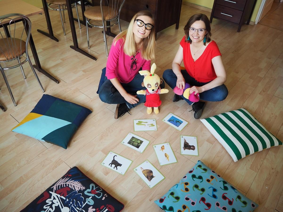 Beata i Natalia - Kursy Języka Angielskiego dla dzieci