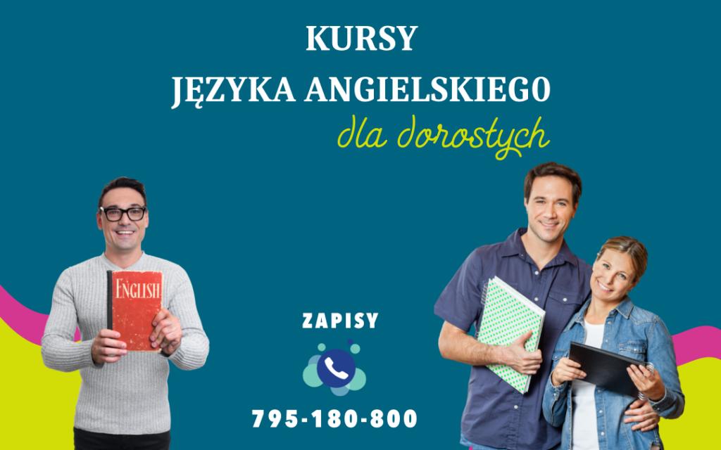 Kursy języka angielskiego dla dorosłych