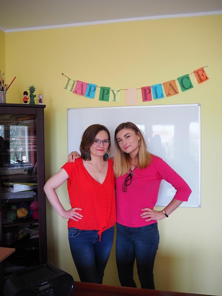 Beata i Natalia - Szkoła Języka Angielskiego Be Better
