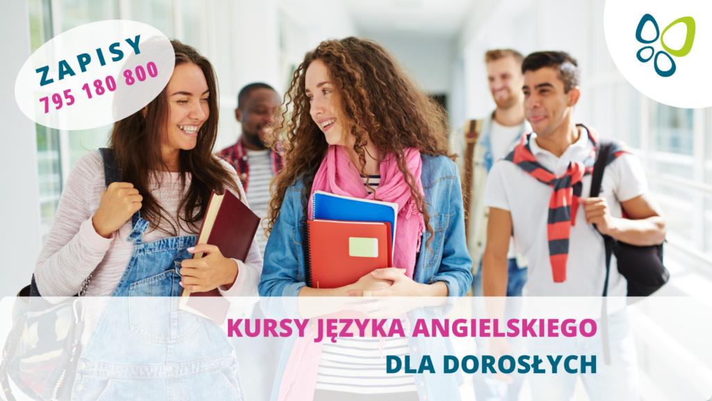 Zaawansowany kurs języka angielskiego dla dorosłych